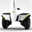 i-Scooter i-Robot Flex white-green