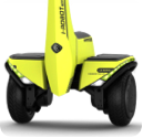i-Scooter i-Robot Flex green